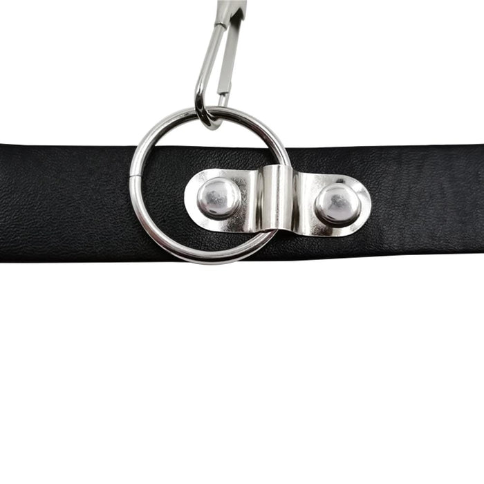 Slave for Life BDSM Collar