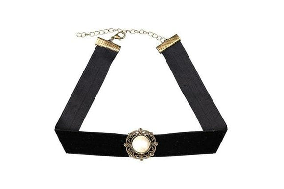 Stretchable Girly Public Collar