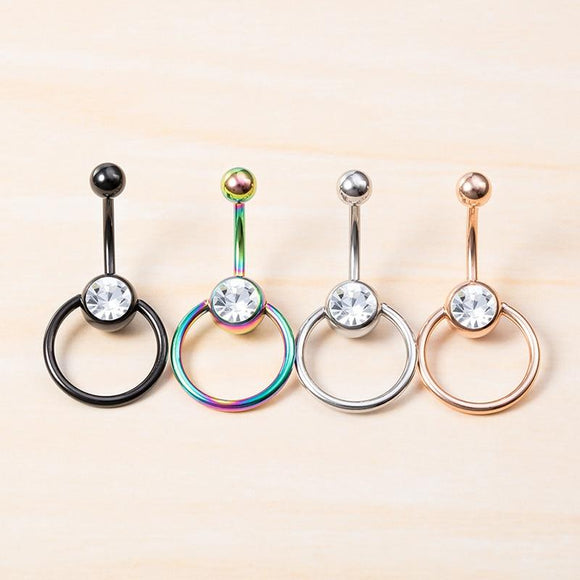 Crowning Jewel 14G Clit Hood Ring