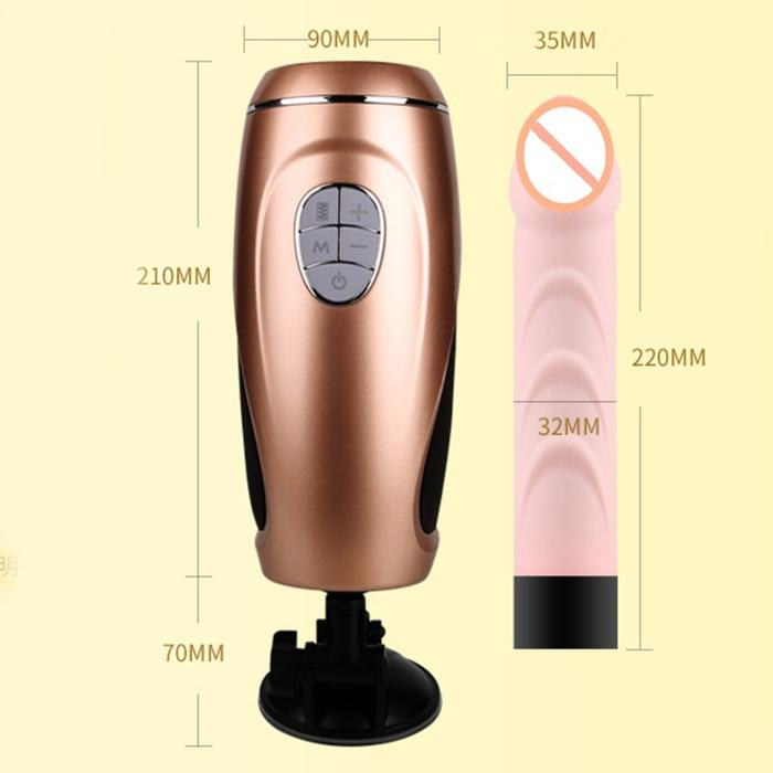Rotating Remote Controlled Sex Machine