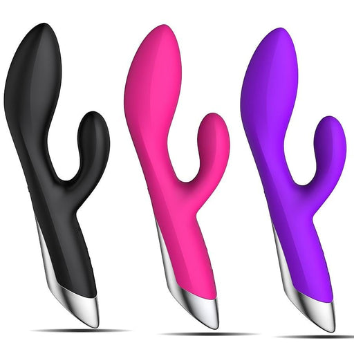 Chic Flexible 10-speed Curved Vibrator