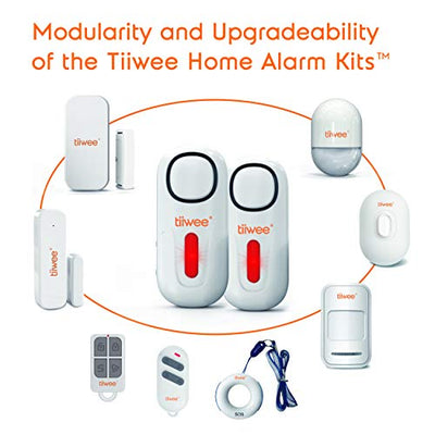 Home Alarm System Kit XLPIR