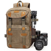 Lomita Vintage Photography Backpack
