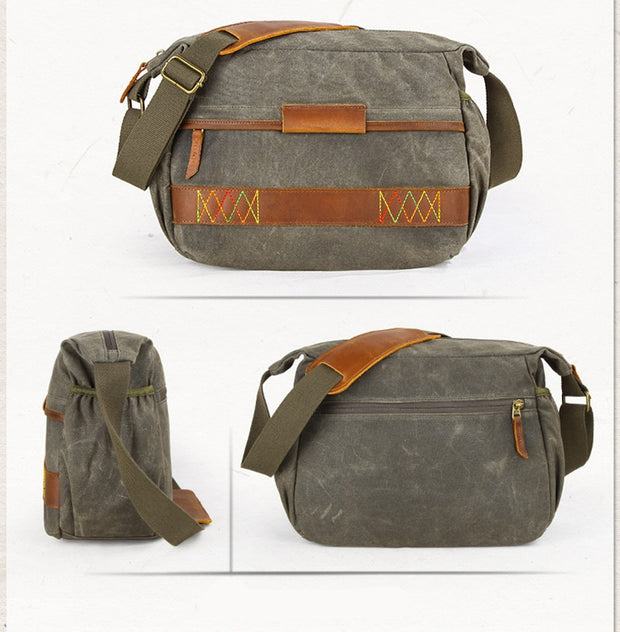 Tribal Vintage Messenger Bag