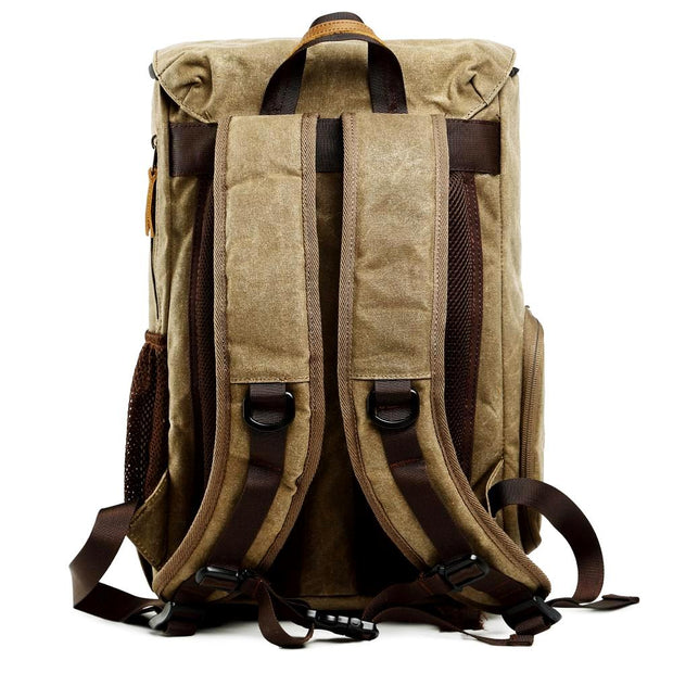 Elite Vintage Photography Backpack