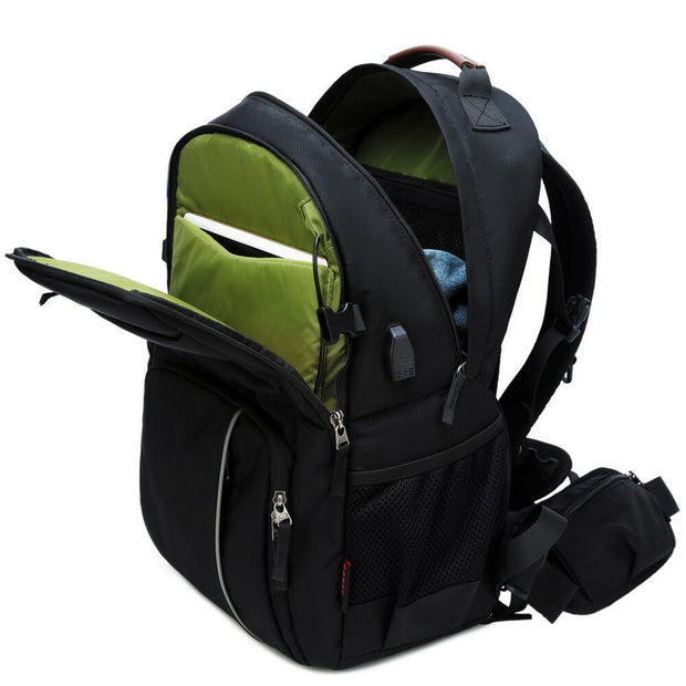 Apex Anti-Theft Camera Backpack