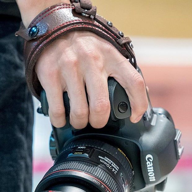Cameracoup Premium Vintage Hand Strap