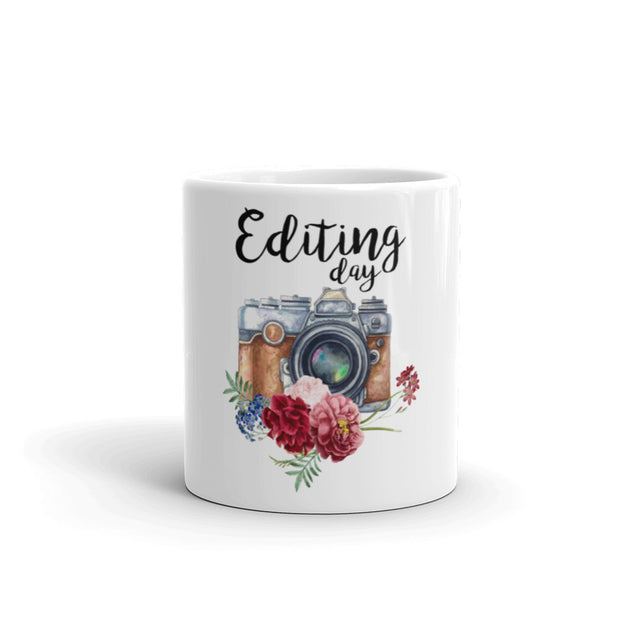 Cameracoup® Editing Day Mug