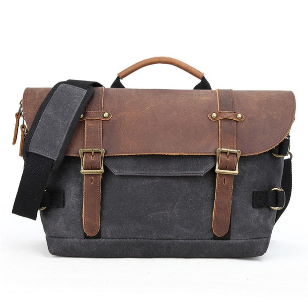 Saddle Vintage Photography Messenger Bag