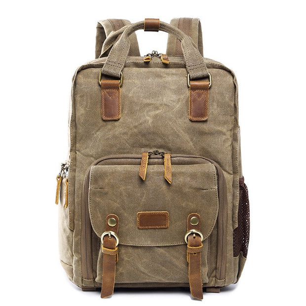 Cali Vintage Photography Backpack