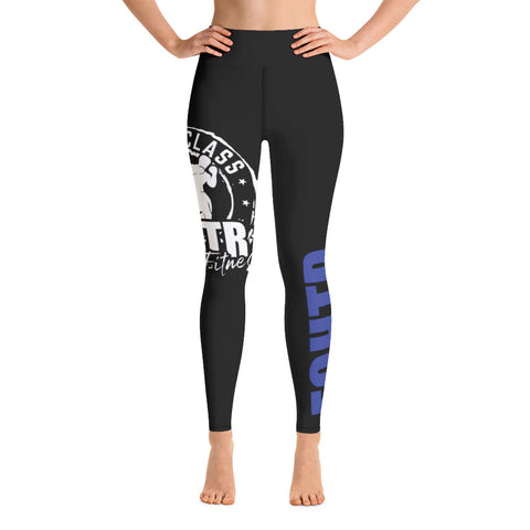 NEW! FGHTR Fitness Yoga Leggings