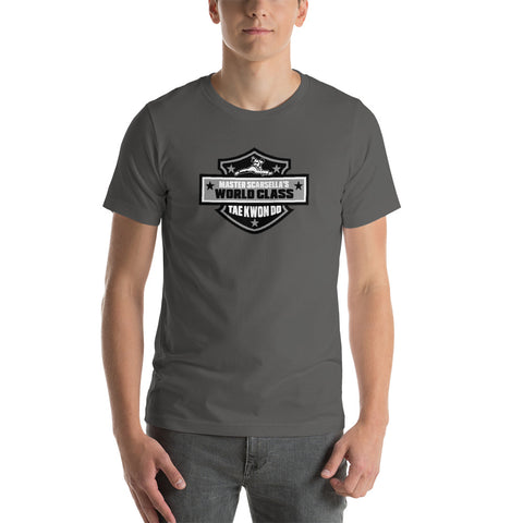 Allstar Short-Sleeve Unisex Adult T-Shirt available in multiple colors