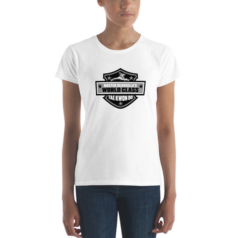 Allstar Women's fit short sleeve t-shirt - available in multiple colors