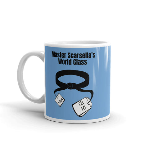 NEW! TEA Kwon Do Spoof Mug