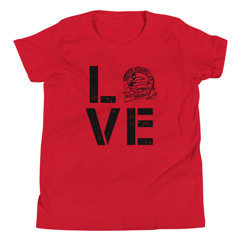 NEW! LOVE T-Shirt (Youth, Multiple Colors)