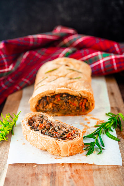 Vegan Wellington Loaf