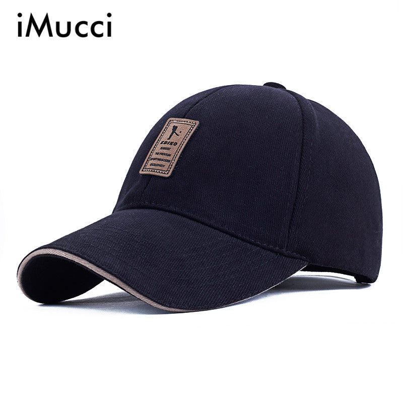 iMucci Fashion Baseball Cap For Men. - Delloi