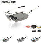 Polarized Professional Cycling Glasses Outdoor Sunglasses UV 400 - Delloi