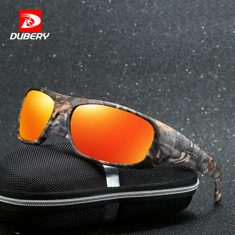 Men's Aviator Polarized Sunglasses - Delloi