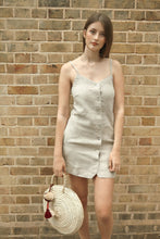 Chloe Dress Beige