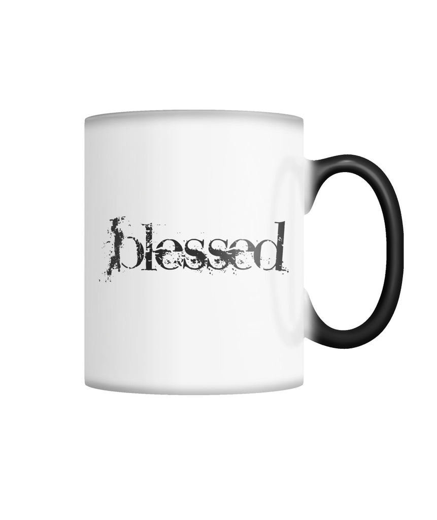 Blessed Color Changing Mug