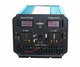pure sine wave 2000 watt inverter power inverter peak power 4000w 24v 220v BELTTT rechargeable inverter poojin company guangzhou