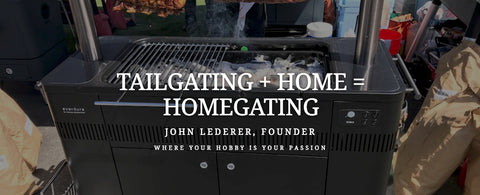 Backyard Homegating – Another New Normal
