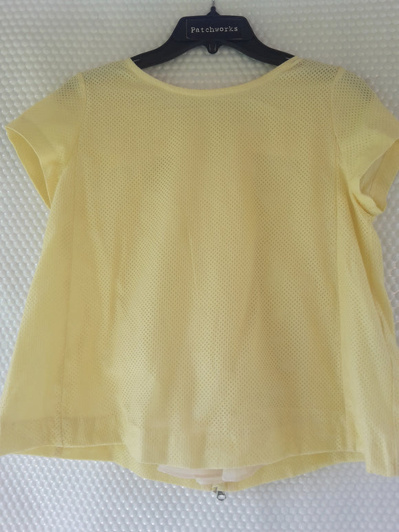 Sono Yellow Top