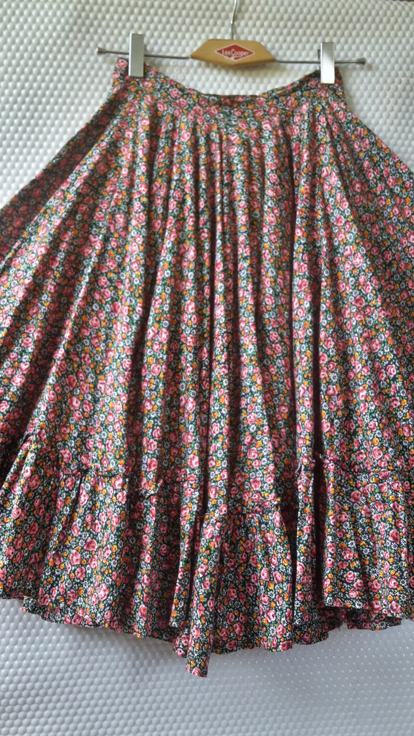 Country A-line Skirt