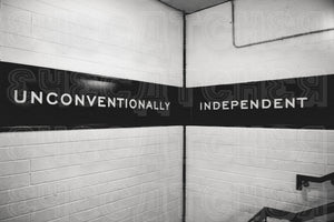 """Unconventionally Independent"""