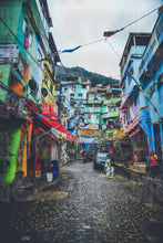 """Colorful Favela"""