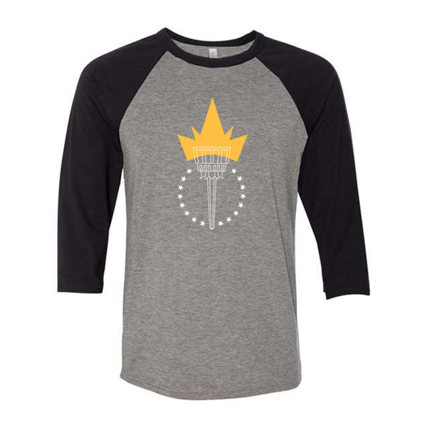 Freedom Torch | Baseball Shirt