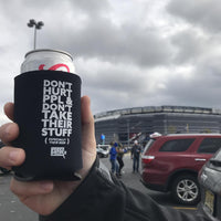 Don't Hurt People Beverage Koozie