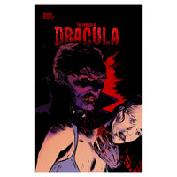The Horror of Dracula Poster