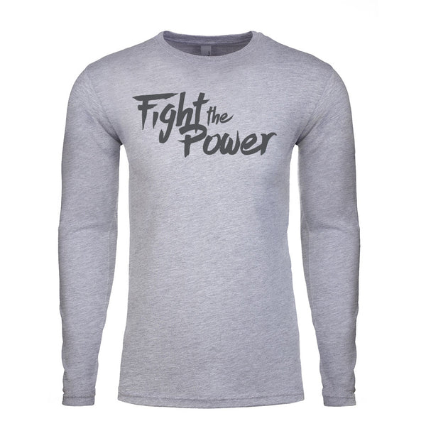 Fight the Power | Men's Long Sleeve Shirt