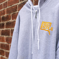 Free the People Zip Hoodie
