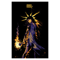 Liberty's Flame Poster