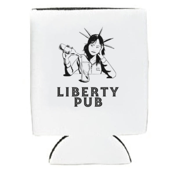 Liberty Pub Beverage Koozie