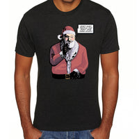 Santa Says Don't Hurt People | Men's Shirt