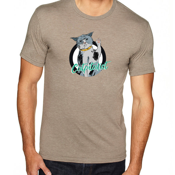 Catpitalist | Men's Shirt