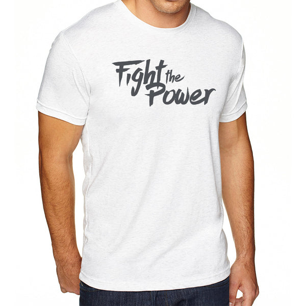 Fight the Power | Men's Tri-blend Shirt