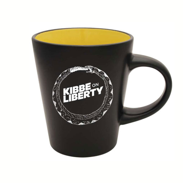 Kibbe on Liberty Coffee Mug