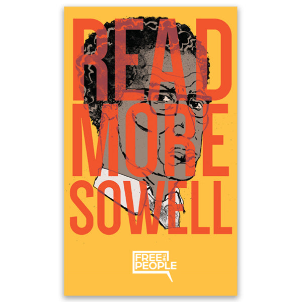 Read More Sowell Sticker