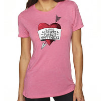 Love, Liberty | Women's Shirt