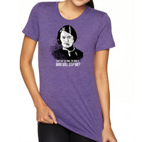 Ayn Rand | Women's Tri-blend Shirt