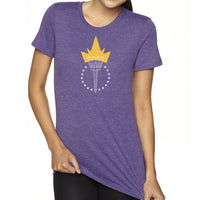 Freedom Torch | Women's Tri-blend Shirt