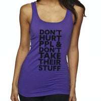 Don't Hurt People | Women's Tank