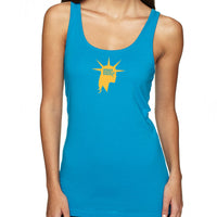 Liberty Head | Women's Cotton Tank