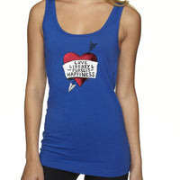 Love, Liberty | Women's Tank