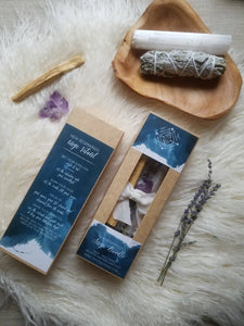 New Beginnings Sage Bundle Gift Set